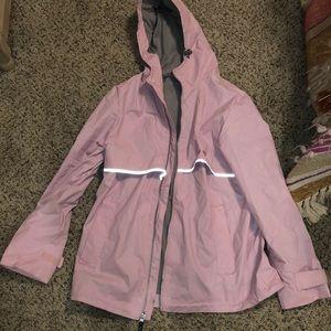 Charles river rain jacket women's